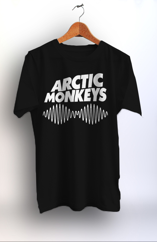 6a8d11cb Arctic Monkeys Popular Tshirt Men and Women Size S, M, L, XL, 2XL, 3XL