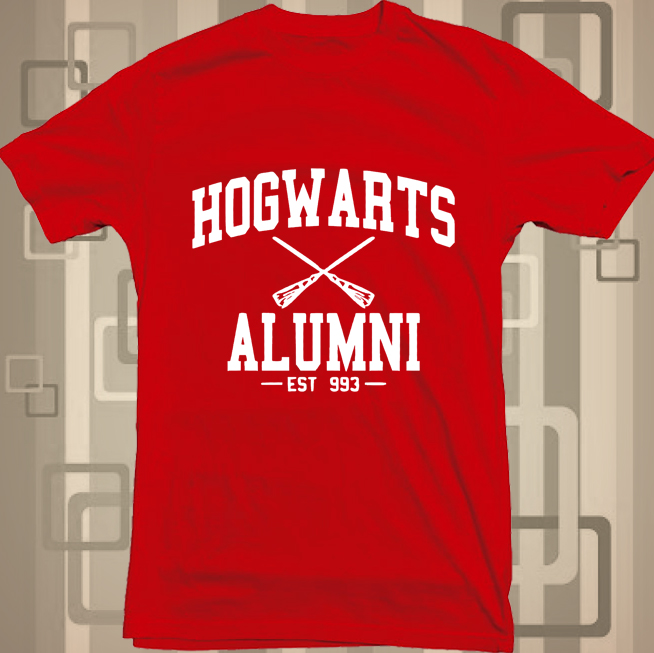 HOGWART ALUMNI red