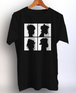 High quality Gorillaz Inspired T-Shirts Unisex Adult  by Clothenvy
