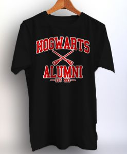 Hogwarts Alumni Est 993 Shirt Men and Women  by Clothenvy