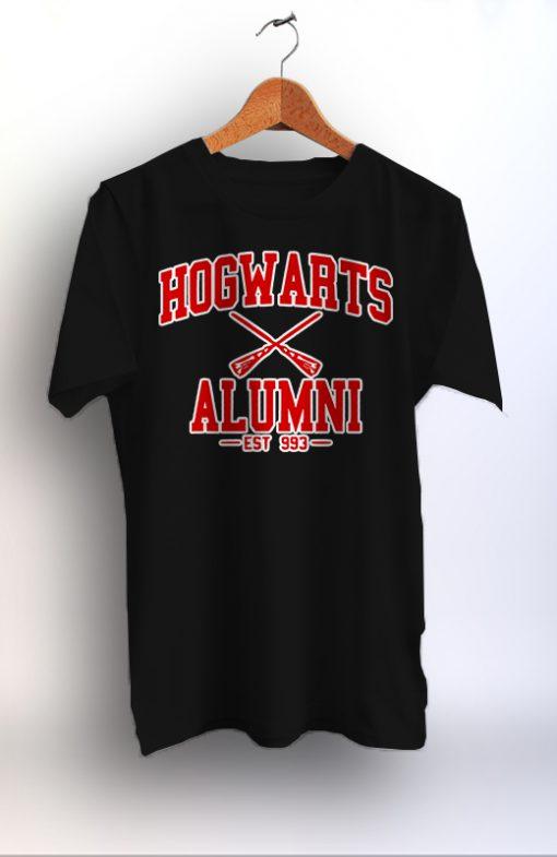 Hogwarts Alumni Est 993 Shirt Men and Women  by Clothenvy