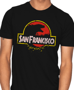 san fransisco tshirt unisex for men and women