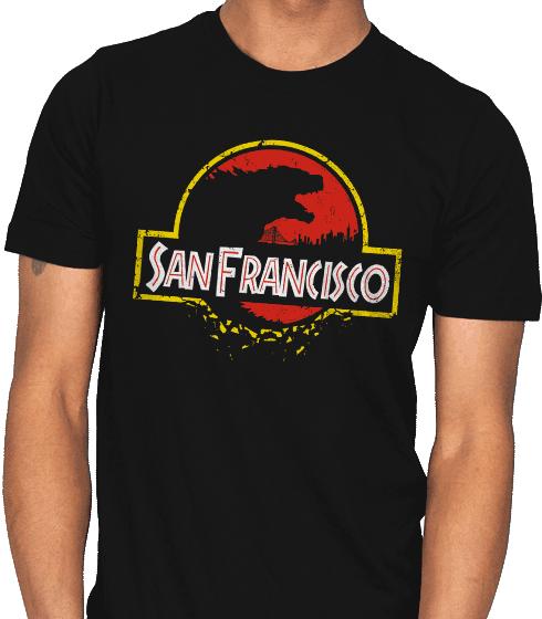 san fransisco tshirt unisex for men and women