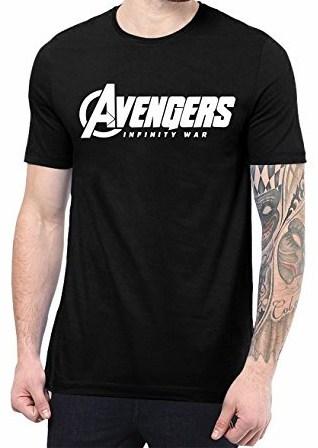 Avenger Infinity War T-shirt