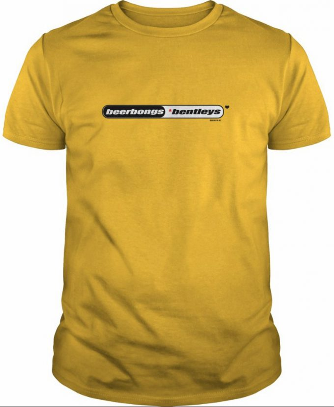 Beerbongs and Bentleys Posh Malone T-shirt