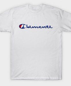 Chimenti Champion Parody T-Shirt