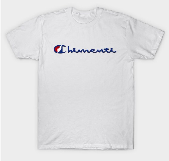 Chimenti Champion Parody T-Shirt
