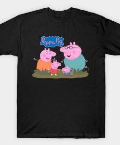 Peppa Pick Family T-shirt