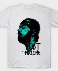 Post Malone Green T-Shirt