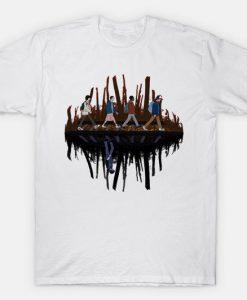 Stranger Things Abbey Road T-Shirt