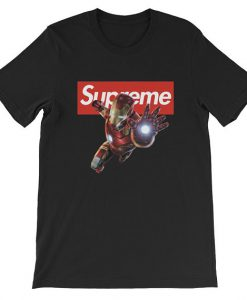 Supreme Iron Man T-Shirt