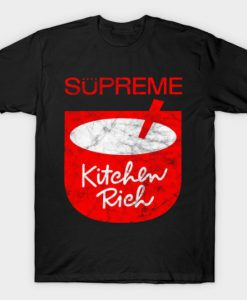 Supreme Kitchen Rich T-Shirt