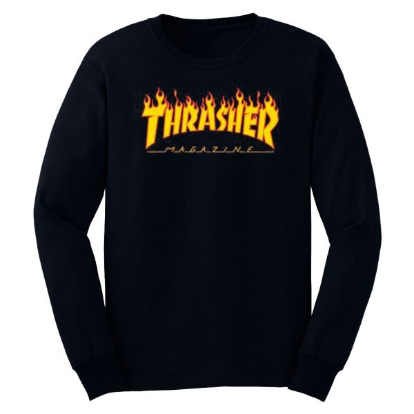Thrasher Magazine Sweatshirt