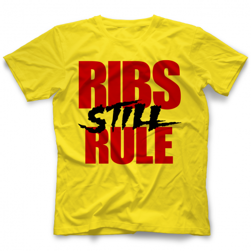 Brother Love Ribs Still Rule T-shirt