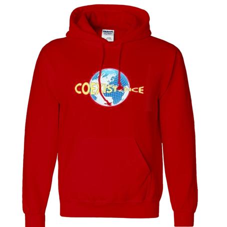 Coexistance Hoodie