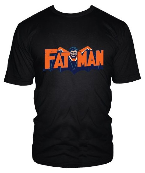 Fatman Fly T-shirt