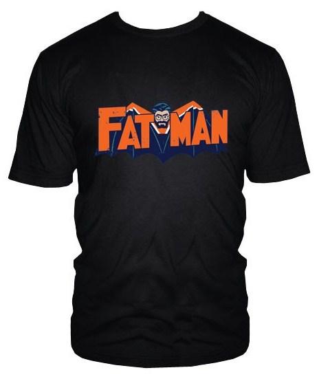 Fatman Fly T-shirt