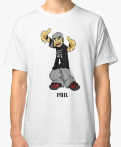Got Nutz Phil T-shirt