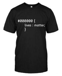 Live Matter T-Shirt