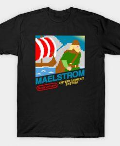 Maelstrom Entertainment System T-shirt