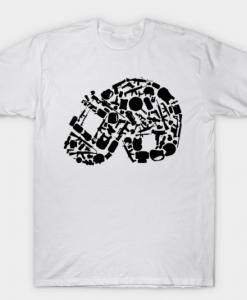 PUBG Helmet T-Shirt