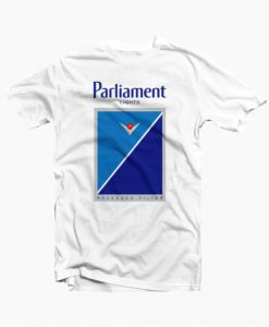 Parliament Cigarettes T-shirt