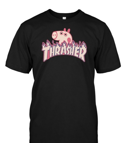 Peppa Pig Thrasher T-shirt