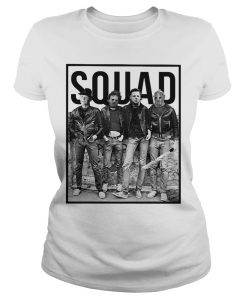 Squad Funny Halloween T-shirt