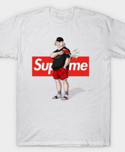 Supreme Versus Gucci T-shirt
