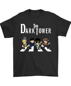 The Dark Tower Abbey Road Stephen King T-Shirt