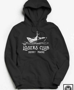 The Losers Club Derry Maine Hoodie