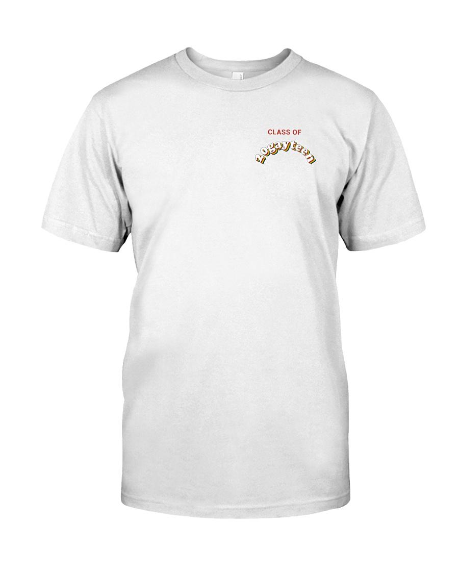 Class Of 20gayteen T Shirt Print By Clothenvy