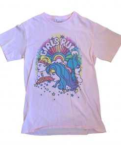 Junk Food Girls Rule T-shirt