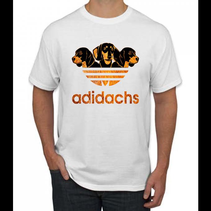 Adidachs Dachshund Dog T-shirt
