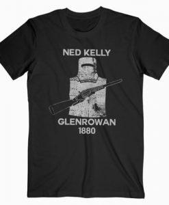 Blondie Chris Stein Retro Ned Kelly T-shirt