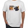 Mission Impawssible Crusoe Dachshund T-shirt