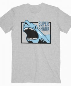 Super Shark Blondie Retro Chris Stein T-shirt
