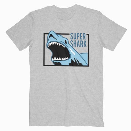 Super Shark Blondie Retro Chris Stein T-shirt