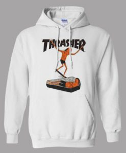Thrasher On You Surf Hoodie