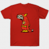 Funny Sloth Shirt The Flash The Neutral T-Shirt