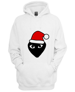 Merry Christmas Comme Hoodie