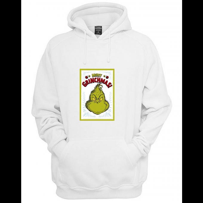 Merry Grinchmas Hoodie
