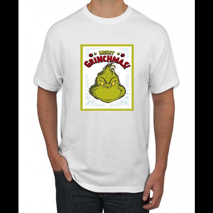 Merry Grinchmas T-shirt