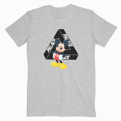 Palace Mickey Mouse Collab T-shirt