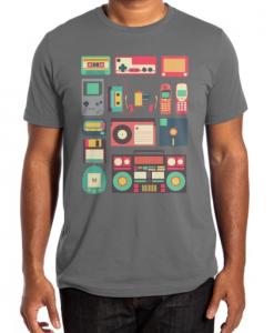 Retro Technology T-shirt