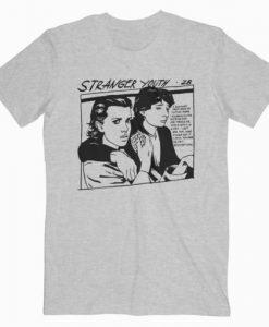 Stranger Things Mileven T-shirt
