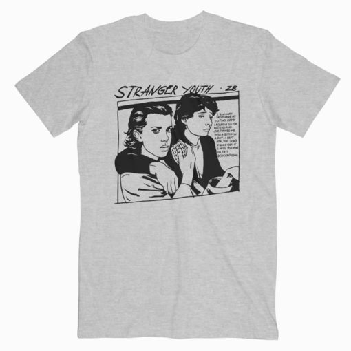 Stranger Things Mileven T-shirt