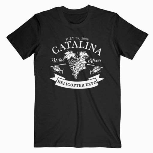 The Catalina Wine Mixer Vintage T Shirt