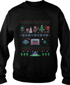 Guardians Galaxy Team Ugly Sweatshirt
