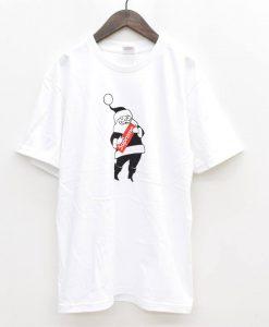 Supreme Santa Xmas T-shirt